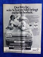 Renault 5 TS-bombardeados publicitarias advertisement 1978 __ (038