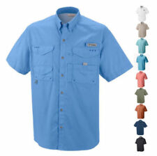 adf64c515d4 Columbia 100% Cotton Fishing Shirts & Tops for sale | eBay