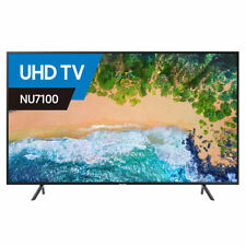 NEW Samsung UA49NU7100 49 Inch 123cm Smart 4K Ultra HD LED LCD TV