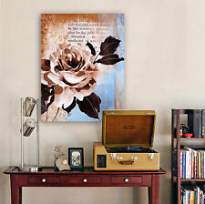 3D Giant Flower Wall Sticker Vinyl Murals Wall Print Decal Deco Art AJ STORE AU