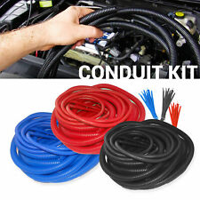 Conduit Engine Wiring Dressing Kit Wire Cover Tidy To Fit Ford Tourneo Courier