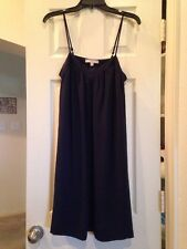 Banana Republic Navy dress With Or Without Tie Belt Women's Size 0