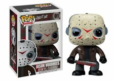 FUNKO POP! MOVIES: FRIDAY THE 13TH - JASON VOORHEES 01 VINYL