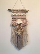 Handmade Large Weaving Wall Dream Catcher Boho Decor Nursery Teepee Baby