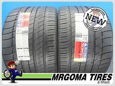 2 BRAND NEW 335/25/20 MICHELIN PILOT SPORT PS2 ZP RFT TIRES 2014 DOT 3352520