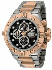 Invicta Subaqua Noma IV 11048 Titanium Swiss Made Automatic Chronograph Watch