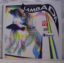 2 x 33T LAMBADA 2 x Vinyls LP BRESIL DANSE KAOMA BARBOSA AVATAR JONGA CBS 465599