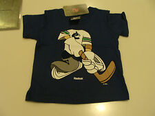 2012-13 Vancouver Canucks Dream Job T Shirt Infant 3T Kids NHL Hockey Toddler