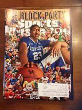 March 19 2012 Anthony Davis Kentucky College Basketball Sports Illustrated Duke