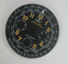 Vintage Navitimer AOPA Venus 178 Chronograph watch dial
