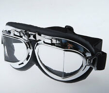 WWII GERMAN ELITE STYLE CAR RIGHT ANGLE CARTING GOGGLES MIRROR -33350