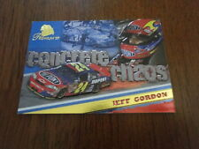 2007 Press Pass Premium Concrete Chaos Jeff Gordon Card #CC1