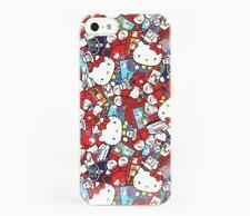 Hello Kitty Con 2014 Cell Phone Soft Case iPhone 5 5S Exclusive