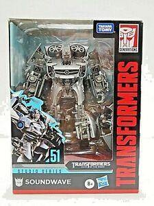 Transformers Studio Series #51 - Soundwave - Hasbro 2019