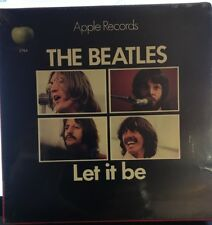 The Beatles - 'Let It Be' limited- Includes 7-Inch Vinyl, + t-shirt l/xl