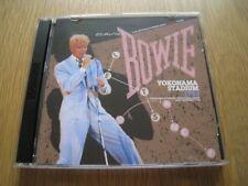 David Bowie Serious Moonlight Japan Tour Yokohama Stadium 1983