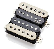 EMG retro-active Fat 55 set cebra Tune-o-matic-activa - humbucker set