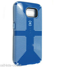 Speck Candyshell Grip Samsung Galaxy S6 Case Cover HARBOR BLUE Bumper Shell