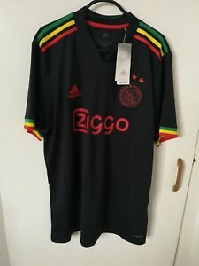 Ajax Football Shirt 21-22 New With Tags Adidas Official third kit