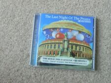 The Last Night Of The Proms. Royal Philharmonic Orchestra Cd 1997
