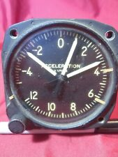 New listing Kollsman, Military Style G Meter, Acceleration Gauge, Type B-3