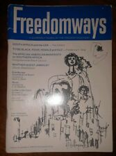 Freedomways Fourth Quarter 1976 Vol 16 No 4 - from William Marshall Estate