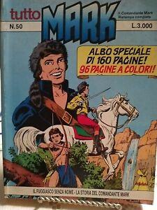 Il Commandante Mark Italian Comic Book