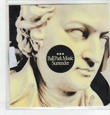 (ER656) Ball Park Music, Surrender - 2014 DJ CD