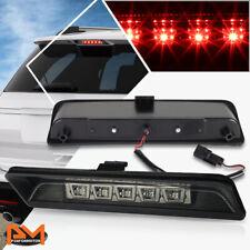 For 11-15 Ford Explorer Full LED Third 3RD Tail Brake Light Stop Lamp Bar Smoked