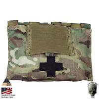 TMC 9022B Medical Blowout Kit Pouch Tool Tactical Hunting Med Bag Molle Gear