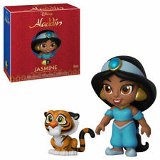NEW~FUNKO 5 STAR: Aladdin - Jasmine and Raja  Vinyl Figure Set ~New in box