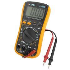 20nF-2000uF Capacitance AC DC Volt Ohm Meter Multimeter ED