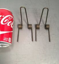 .115� Wire Double Torsion Spring Lot Of 2