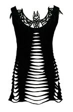 Lady Gothic Fledermaus Shirt