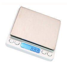DIGITAL POCKET ELECTRONIC LCD SCALE IDEAL FOR KITCHEN JEWELRY ETC  0.1G-500GRAMS