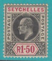 SEYCHELLES  47  MINT HINGED OG *  NO FAULTS EXTRA FINE !