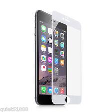 Frame Film en verre trempé,Glass film tempered protector H9  iPhone 6 Plus Blanc