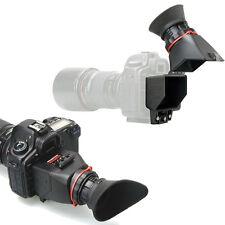 Lupa Visor de pantalla LCD 2.5x Para Nikon D800 D5200 D3200 Canon 700D 5D2