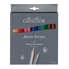 Cretacolor Artist Studio Set of 24 Watercolor Pencils
