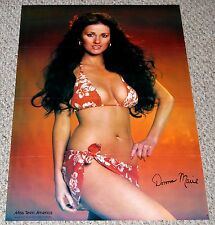 DONNA MARIE Miss Teen America 1979 Star City Poster Sexy Girl Bikini Hot Babe