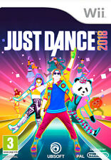 Just Dance 2018 Nintendo WII IT IMPORT UBISOFT