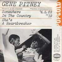 "Gene Pitney - Somewhere In The Country / She's A  7"" Vinyl Schallplatte - 20219"