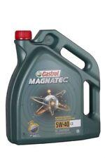 Castrol Magnatec 5W-40 C3 5 Liter Motoröl Motorenöl Mercedes BMW VW Opel GM Fiat