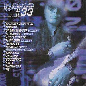 HARD ROCK MAGAZINE VOL 33 COLLECTOR'S ITEM [Malmsteen Dream Theater Marillion]