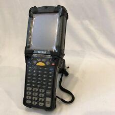 Brand New Symbol Motorola Mc9090-Gf0Hjefa6Ww Windows Mobile 5.0 Barcode Scanner