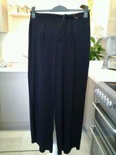 Wide Leg Polyester Harem High Trousers for Women
