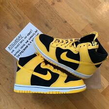 GS NIKE DUNK HIGH GOLDENROD VARSITY MAIZE UK5 US5.5 BRAND NEW 100% AUTHENTIC
