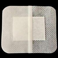 10pcs Non-Woven Medical Adhesive Wund Pflaster Bandage H9O0 6x7 cm Dressing S8O5