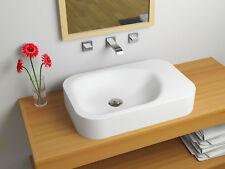 "Designer Sink - Modern Cast Stone Sink - Solid Surface Sink - Roma Sink 19"""