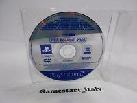 FIFA FOOTBALL 2005 (SONY PS2) PROMO VERSION - PAL VERSION